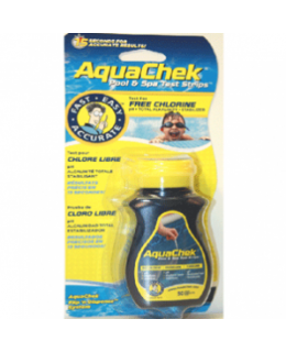 AquaChek 4 in 1 teststrip