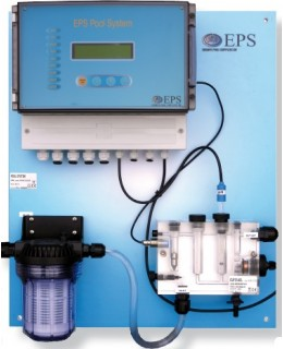 Poolsystem automatisering PH/CL